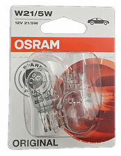 W21/5W OSRAM Original Spare Part 2st. 12V  21W/5W  W3x16q Blister 7515-02B
