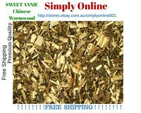 DRIED 100 GRAM SWEET ANNIE / CHINESE WORMWOOD - Artemisia annua  Vacuum Packed