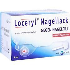 LOCERYL Nagellack gegen Nagelpilz DIREKT-Applikat. 3 ml PZN 11286175