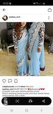 Indian Pakistani Asian Bridal Wedding Dress Lengha Nikkah Walima Heavy