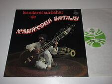 LP/NARENDRA BATAJU/LES SITAR ET SURBAHAR/ESP 165532 France/NEAR MINT