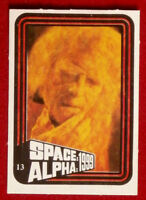 SPACE / ALPHA 1999 - MONTY GUM - Card #13 - Netherlands 1978