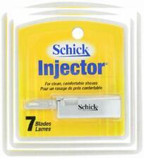 Schick Injector Razor Blade Refills, 7 Blades (Compatible with Schick...