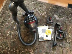 Dyson CY22 Cinetic Big Ball Animal Canister Vacuum Cleaner