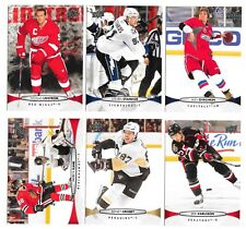 2011-12 Upper Deck Hockey - Complete Set W/O Rookies - 400 Cards
