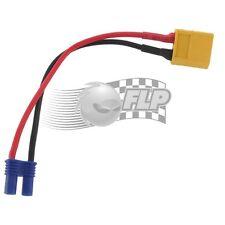 QUANTUM xt60 maschio a ec2 Adattatore Connettore Femmina/q-lp-0038