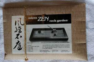 Micro Zen Rock Garden