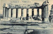 GRECE / ATHENES - CP LES ESCALES DE LA FABRE LINE