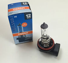 OSRAM H8 LAMPE 12V 35W 64212 PGJ19-1 GLÜHLAMPE MADE IN GERMANY LAMP BULB