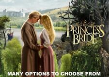 The Princess Bride * Many options to choose from * Read Description * Free Ship