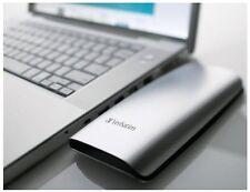 "DISQUE DUR EXTERNE VERBATIM STORE 'N' GO 160GB 2.5"" USB 2.0 GRIS SILVER"