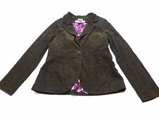Old Navy Maternity Womens Size S Brown Corduroy Jacket Great Condition