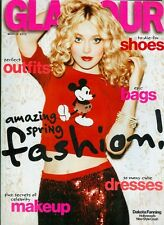 2013 Glamour Magazine: Dakota Fanning/Amazing Spring Fashion/Epic Bags/Makeup