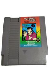 The Legend of Kage (Nintendo NES, 1987) NES Tested Perfect, Great Conditon.