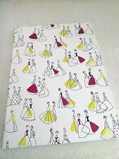 Sanderson 50's FiFi collection A4 Notebook