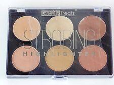 Beauty Treats Strobing Highlighter Contour Face Powder