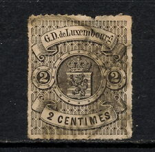 YYAC 044 Luxembourg 1867 USED Mich 13 imperf  classic