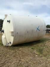 USED 12,000 GALLONS POLY TANK