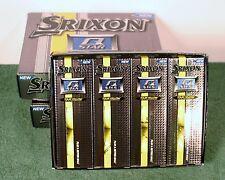 New Srixon Q Star Tour Yellow Three Dozen (36) Golf Balls