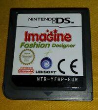 IMAGINE FASHION DESIGNER - Nintendo DS - NDS - Game Gioco 3DS 3 2 DS XL Lite