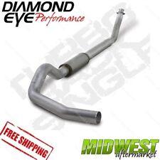"Diamond Eye 5"" Turbo Back Exhaust Fits 1994-2002 Dodge 5.9L Cummins 2500 3500"