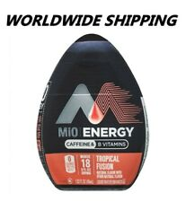 MiO Energy Tropical Fusion Liquid Water Enhancer 1.62 Fl Oz WORLD SHIPPING