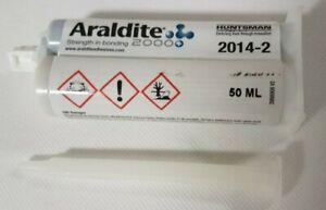Araldite 2014-2, Araldit 2014-2, Pastöser Zweikomponentenklebstoff // 50ml -2 kg