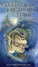 Fantastical Creatures Tarot Deck NEW IN BOX Cards Mythic Dragons DJ Conway