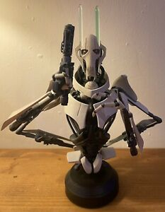 General Grievous Figure Star Wars Gentle Giant G1755 Limited Edition Mini Bust