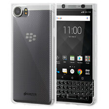 50x Wholesale BlackBerry KEYone Case Lot TPU Skin Cover - Cloudy Clear