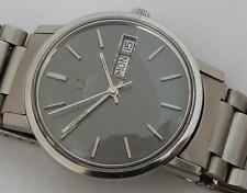 Vintage Omega Day Date Watch Cal. 1022 Automatic From 1971. Steel Bracelet