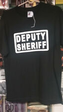 DEPUTY SHERIFF  T SHIRT  L