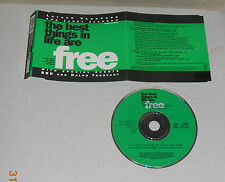 Single CD LUTHER VANDROSS & JANET JACKSON-The best things in life are free 150