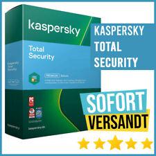 Kaspersky Total Security 2021 - 1PC, 3PC, 5PC - 1 Jahr / 2 Jahre - E-Mail