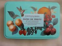 FORTNUM & MASON: EMPTY PETIT FOUR COLLECTIBLE TIN