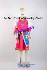 Legend of Zelda Skyward Sword Princess Zelda Cosplay Costume acgcosplay