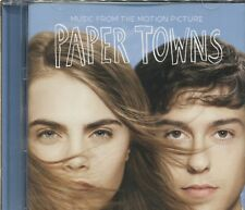 PAPER TOWNS - MUSIC FROM THE MOTION PICTURE - CD