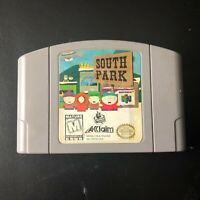 South Park Video Game (Nintendo N64, 1998) Used & Tested