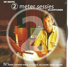 2 CD album - BESTE uit 2 METER SESSIES ANOUK CROWDED HOUSE MAVERICKS FAITHLESS