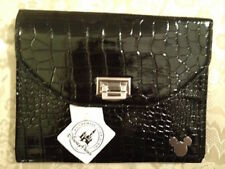 Disney IPad/Tablet Case - Mickey Crocodile - Black & Silver - NWT
