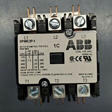 ABB DP40C3P-1 Definite Purpose Contactor