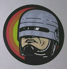 Sticker- RoboCop - Horror, Sci-Fi, movie, cult, Robo Cop, cyberpunk