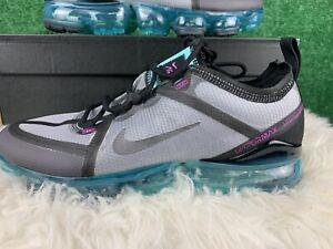 NEW Nike Air VaporMax 2019 Sz 6.5 women Sz  7.5 Thunder Grey shoes AJ2616-012