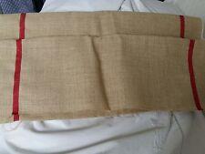 Coupon ancien de tissus en lin - NEUF -  60 cm sur  5m environ cuisine couture