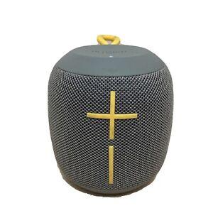 Ultimate Ears UE WONDERBOOM Stone Gray Speaker Wireless Bluetooth Portable