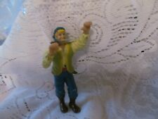 """Pirate Fantasy Action Figure 3.75"""" Early Learning Center ELC Dagger in Mouth"""