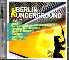 Berlin Underground Vol.7 von Various Artists  (2017)  2 CDs