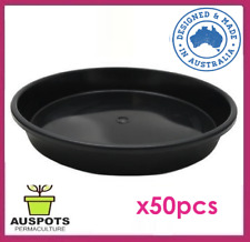 Saucer for 200 to 300mm Pots x 50pcs / High Quality Polypropylene
