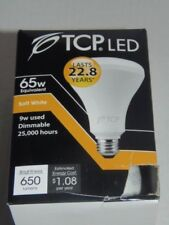 TCP Soft White (2700K) BR30 Smart LED Light Bulb NIB 💡   (RM-2)