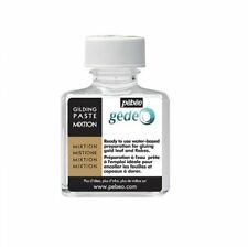 Gedeo Gilding Paste 75ml - Adhesive Size for Gold & Silver Metal Leaf